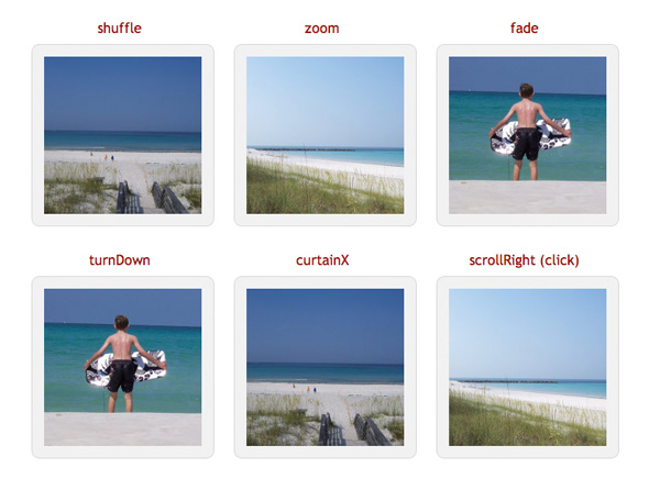 jQuery Cycle Plugin