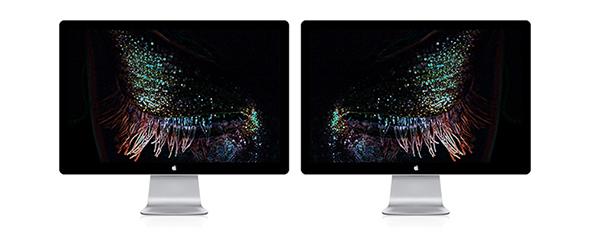 AnnEyes – dual screen wallpaper for mac, ipad & iphone